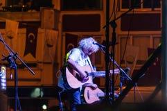 Yeni Turku festiwal muzyki Publicznie Zdjęcie Royalty Free