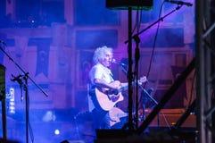 Yeni Turku festiwal muzyki Publicznie Fotografia Stock