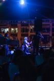 Yeni Turku In Public Music festival Royaltyfria Foton