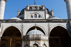 Yeni Valide Mosque Royalty Free Stock Photos