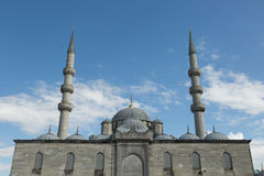 Yeni Valide Sultan mosque Stock Image