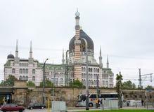 Yenidze in Dresden Royalty Free Stock Photos