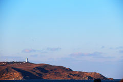 Yenikale-Leuchtturm Stockfotos