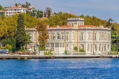 Yenikoy Istambul litoral Imagens de Stock