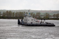 yenisei ποταμών προωθητών Στοκ Φωτογραφίες