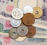 Yens Image stock