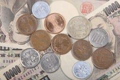 Yens japonais Photos stock