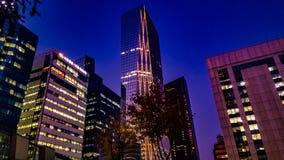 Yeo eui做企业大厦 免版税库存图片