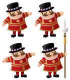 Yeoman of the Guard Royalty Free Stock Photo