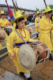 Yeongam Wangin Culture Festival in Seoul Stock Images
