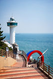 Yeongdo Lighthouse, Busan, Korea 2 Royalty Free Stock Image