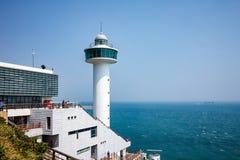Yeongdo Lighthouse, Busan, Korea 1 Stock Photos