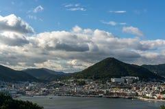 Yeosu city Stock Photos