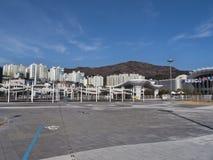 Yeosu Expo. Yeosu city Stock Photography