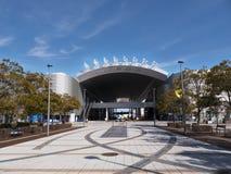 Yeosu Expo. Yeosu city. South Korea. January 2018 Royalty Free Stock Photos