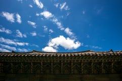 Yeosu Heungguk Temple Royalty Free Stock Photo