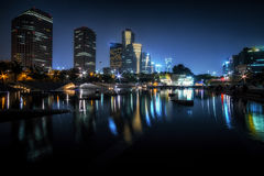 Yeouido Hangang Party Royalty Free Stock Photography