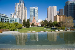 Yerba Buena Gardens Royalty Free Stock Photos