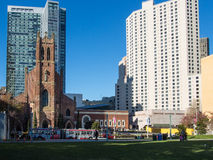 Yerba Buena Gardens Royalty Free Stock Photo