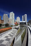 Yerba Buena gardens,San Francisco Royalty Free Stock Images