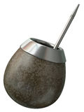 Yerba cup Stock Image