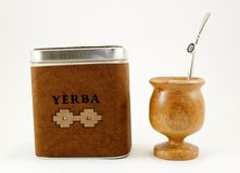 Yerba mate Royalty Free Stock Image