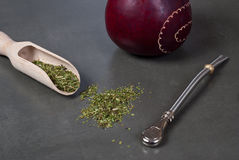 Yerba mate Stock Photography