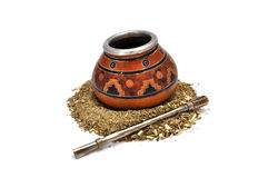 Yerba Mate tea Royalty Free Stock Images