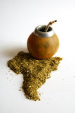 Yerba mate Royalty Free Stock Image