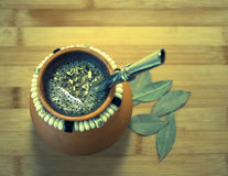 Yerba Mate #2 Royalty Free Stock Images