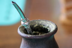 Yerba mate Stock Photos