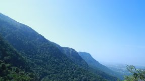 Yercaud salem. Hills in salem yercaud. one of the best view point in mount view stock images