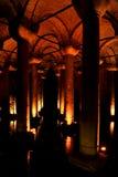 yerebatan C sarn Istanbul Zdjęcie Royalty Free
