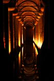 yerebatan C sarn Istanbul Zdjęcie Stock