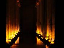Yerebatan Cisterne Royaltyfria Foton