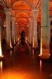 Yerebatan Saray cistern Stock Image