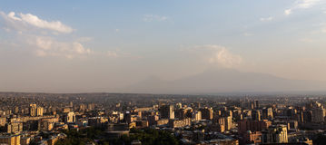 Yereva, Ararat στοκ φωτογραφίες με δικαίωμα ελεύθερης χρήσης