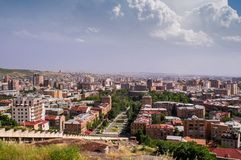 yerevan Fotografia Stock