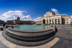 Yerevan Royalty Free Stock Photos