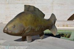 YEREVAN, ARMENIA - 13 06 2014: statua da François-Xavier Lala Immagine Stock