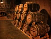 Yerevan Brandy Firma obrazy royalty free