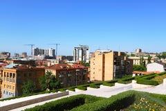 Yerevan city Stock Photos