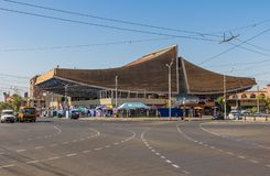 The Yerevan Old Town , Armenia stock images