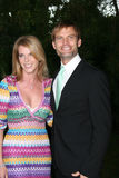 Casper Van Dien,Catherine Oxenberg Stock Photo