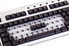 Yes keyboard Royalty Free Stock Image