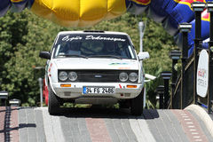 Yesil Bursa Rally 2016 Royalty Free Stock Image
