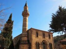 Yesilyurt meczet Zdjęcie Stock