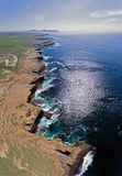Yesnaby is an area in Sandwick,Orkney, Scotland. royalty free stock photography