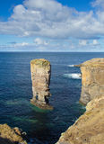 Yesnaby Sea Stack, Orkney Royalty Free Stock Photo