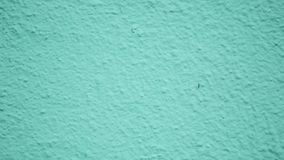 Yeso decorativo verde El moldear en la pared metrajes
